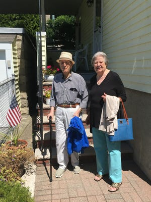Francesco and Maria Ciarlone, Italian immigrants who moved to West Cambridge after they wed 70 years ago, died two weeks apart, April 29 and May 13, from COVID-19. Their children recently paid tribute to them.
