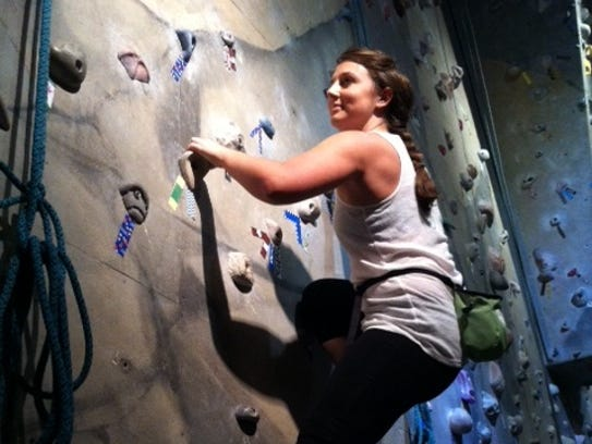 Girl Time- Climb2
