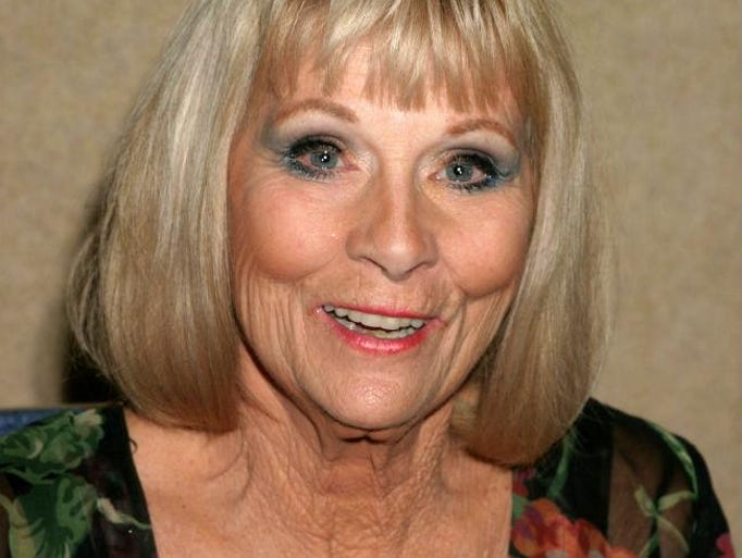 May 1, 2015: Grace Lee Whitney, who was best known