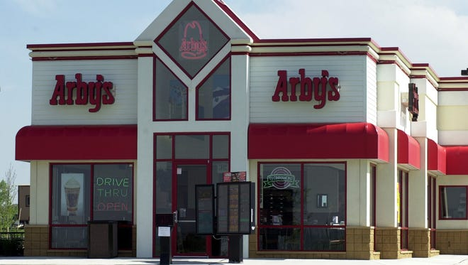 Police say they are looking for a woman who allegedly stole money from the Canton Arby's last week.