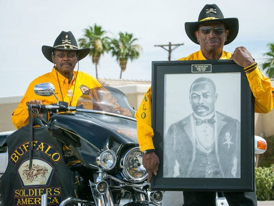 A buffalo soldier's long journey to peace