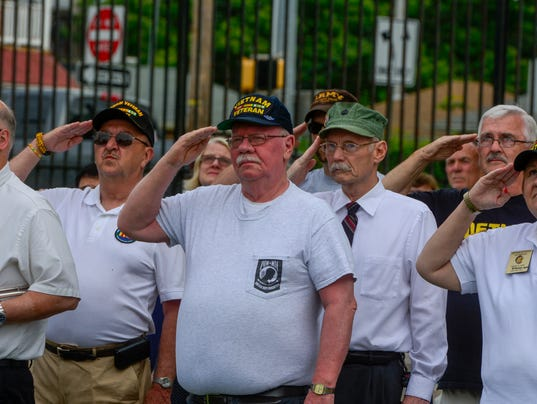 PHOTOS: York County honors the fallen with Memorial Day ceremonies