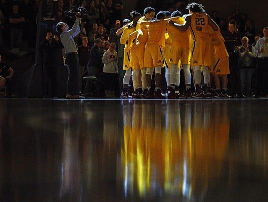 Minnesota-Vanderbilt Men's Basketball