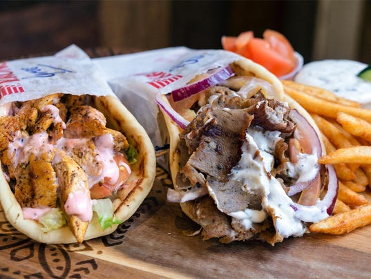 Spring training hotlist - It's All Greek to Me, Tempe Marketplace