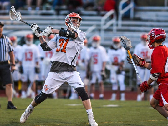 Susquehannock vs Central York boys' lacrosse