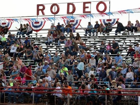 Mounted Patrol Championship Rodeo