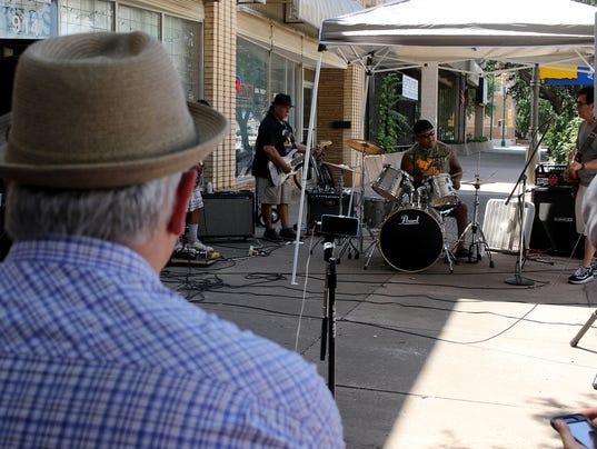 Sidewalk Jam Concert 2