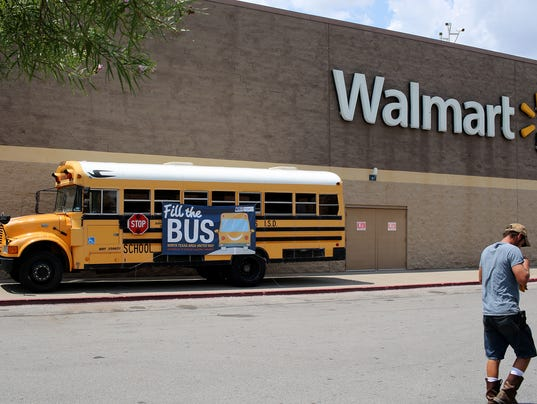 North Texas Area United Way's Fill the Bus 2