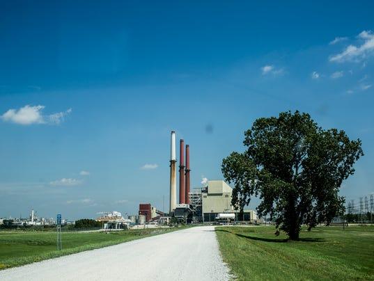 TVA Allen Fossil Plant