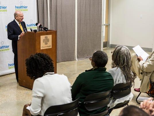 Healthier Tennessee Communities program
