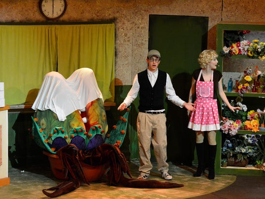York Tech presents Little Shop of Horros