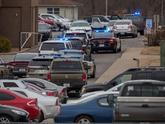 AP SCHOOL SHOOTING KENTUCKY A USA KY