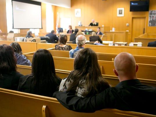 Joseph Reinwand trial