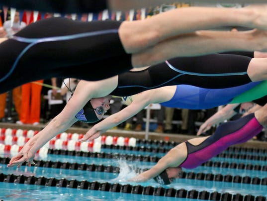 Ross Girls Swimmers Finish 6th At State Meet