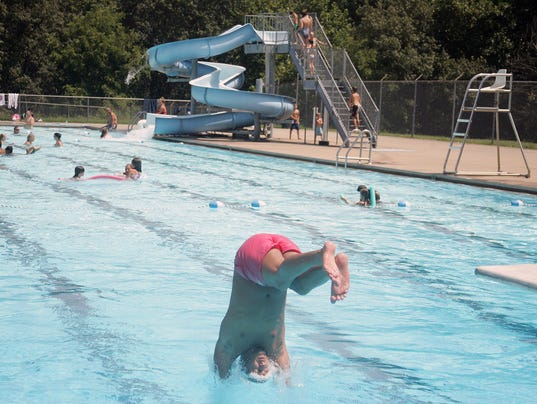 City Open For Public Comment On Swan Lake Pool Future