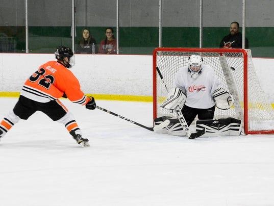 Susquehannock vs Central York ice hockey