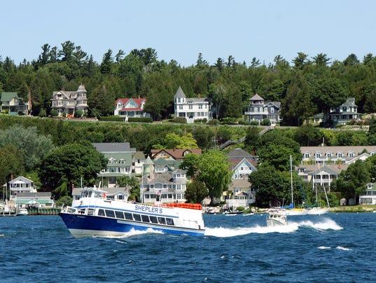 Bailey S Island Ferry