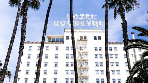 The historic Hollywood Roosevelt hotel is getting a