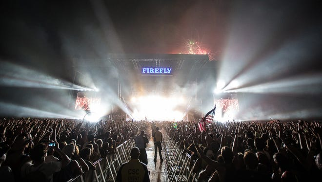 Firefly Music Festival  fans: Please send your top three 2015 fantasy Firefly acts for to News Journal reporter Ryan Cormier at rcormier@delawareonline.com for a future story.