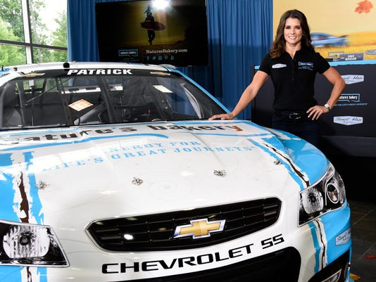 Nature's Bakery Begins NASCAR Journey with Danica Patrick and Stewart-Haas Racing