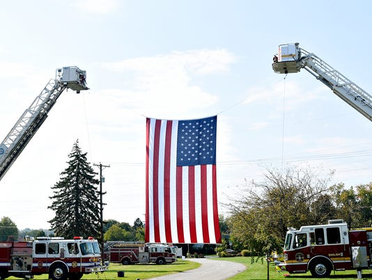Remembrance for Fallen York County Firefighters/Emergency Service Personnel