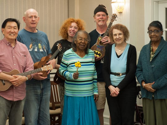 The Somerville Ukulele Experience and the Somerville