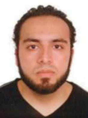 Ahmad Khan Rahami of Elizabeth is wanted for questioning in bombing incidents in Seaside Park and Manhattan's Chelsea neighborhood over the weekend.