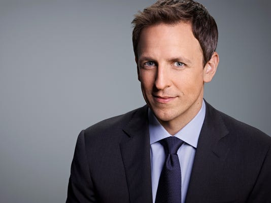 XXX LATE-NIGHT-W--SETH-MEYERS-HEADSHOT-4009-.JPG LIF ENT TEL S1 USA NY