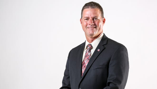 County commission candidate Ken Dobson