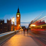 For American travelers, Great Britain is on sale.