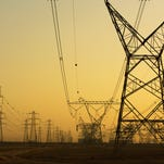 Lower profit recommended for power-line utilities