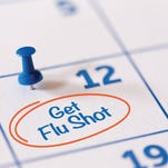 Where to get a flu shot: 5 places you can get the vaccine
