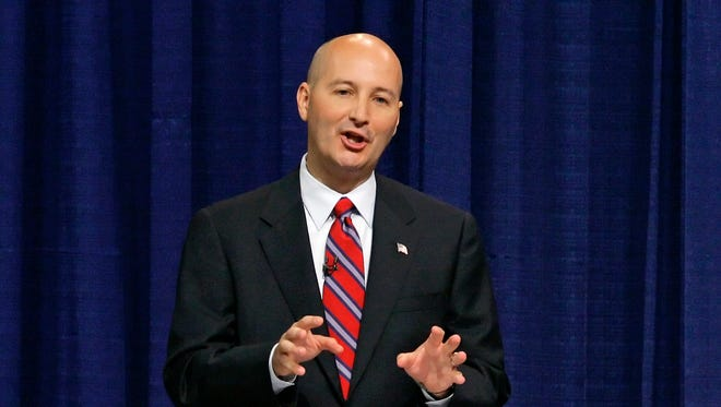 Republican Pete Ricketts lost a 2006 U.S. Senate race in Nebraska to Democrat Ben Nelson.