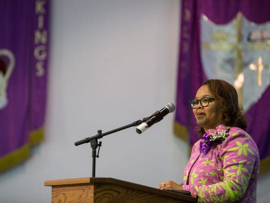 Deidre Malone, president of the NAACP Memphis Branch, said the organization is suing the Election Commission to protect the elderly, the disabled and other voters from early voting changes.