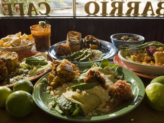 Arizona's Barrio Cafe was chosen as the No. 1 Mexican restaurant in the United States by Tabelog, an online community for foodies.