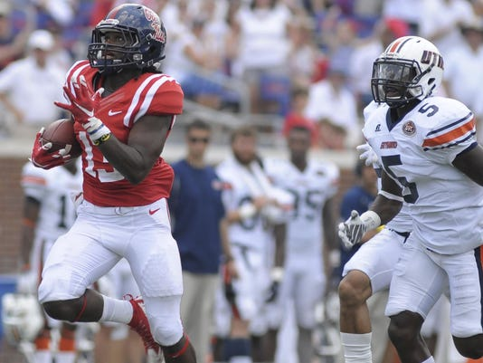 NCAA Football: Tennessee-Martin at Mississippi