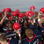 Chenango Forks cruised past Bath 44-22 in the Class C state playoff semifinals on Saturday, Nov. 21, 2015 in Syracuse.
