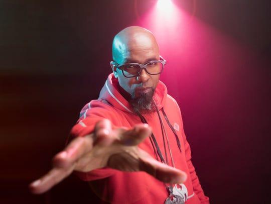 Tech N9ne wants everyone to know he's OK after fellow rapper Tech 9 dies