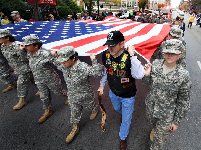 Patrick Carnes was one of a few Vietnam veterans who
