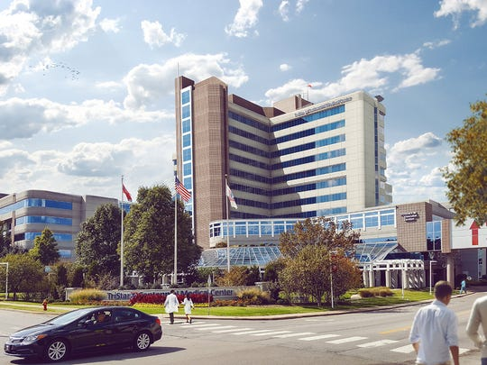 TriStar Health has planned new floors and expanded