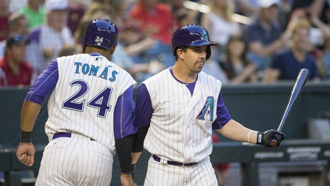 The Diamondbacks walloped the Padres 11-0 for their third win in as many games, doing damage to the notion that they can only rock the Rockies.