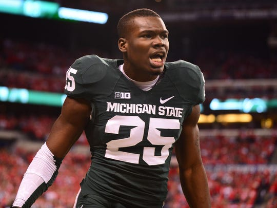 Former Michigan State Spartans wide receiver Keith