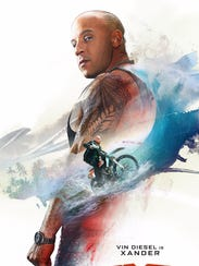 "The poster for ""XXX: The Return of Xander Cage."""