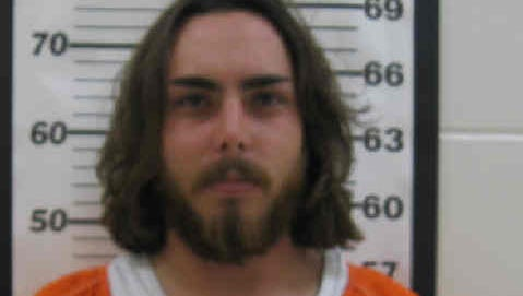 Sloan Ziller, 23, of Belmond, was arrested after allegedly stabbing another man at a vineyard.