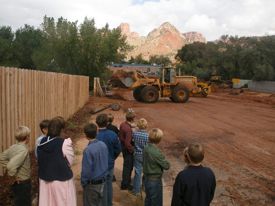 Residents of the town towns of Hildale and Colorado