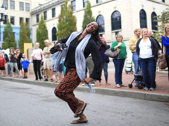 The Asheville Goombay  Festival returns with a celebration of African and Caribbean culture.