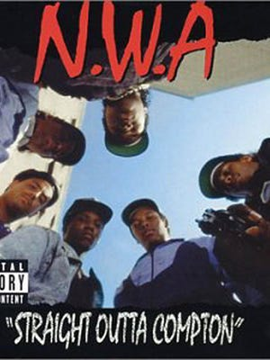 "N.W.A. released ""Straight Outta Compton"" in 1988. The album changed rap and hip-hop forever."