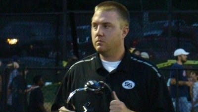 Newly-hired Willard coach Britton Devier served as offensive coordinator for Smith Station High School in Alabama for two seasons.