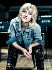 "Anais Mitchell Vermont singer-songwriter Anais Mitchell sits at the New York Theatre Workshop on E. 4th Street in Manhattan, where her folk opera ""Hadestown"" was produced in 2016."