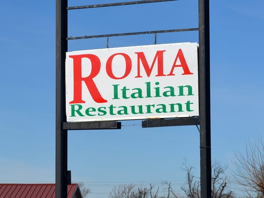 The sign remains, but Vernon Police think two brothers who leased Roma Italian Restaurant swiped the contents and locked the door.